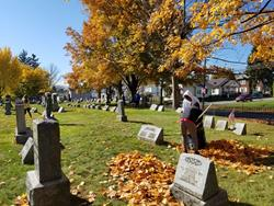 Click to view album: 2020 Confirmation Service-Cemetery Clean-Up