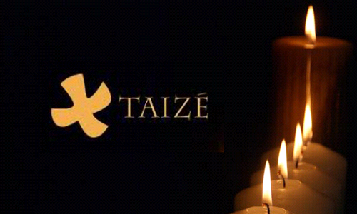 An Evening of Quiet Prayer with the Monks of Taizé