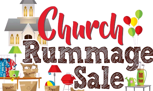 July 17th-18th Rummage Sale